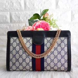 💖GUCCI Sherryline Clutch/Crossbody Bag